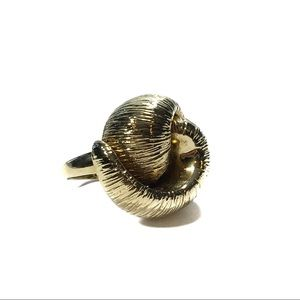 Bronze Shell ring